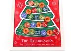 Personalised Christmas Tree Advent Calendar